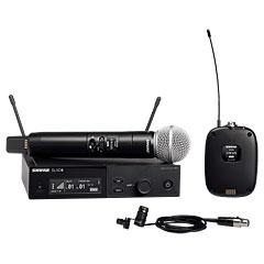 Shure SLXD124E/85 S50 « systèmes micro sans fil