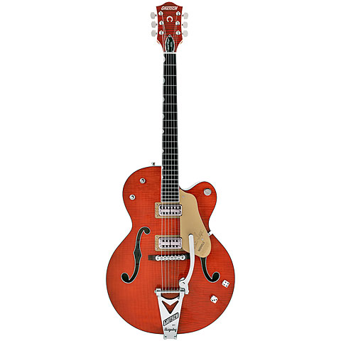 Gretsch Guitars G6120TFM-BSNV Brian Setzer Signature « Electric Guitar