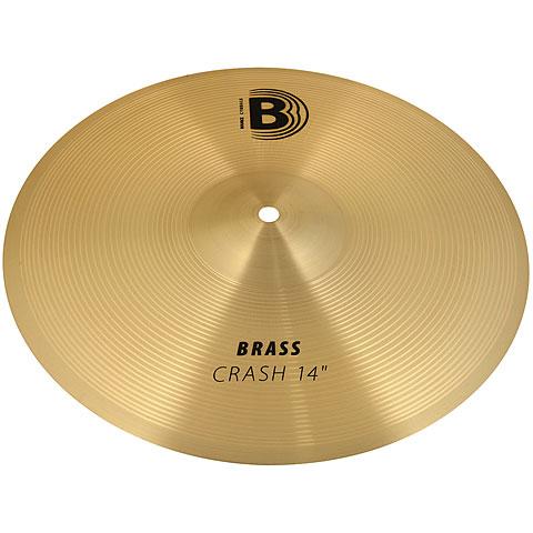 "Cymbale Crash Bounce Brass 14"" Crash"