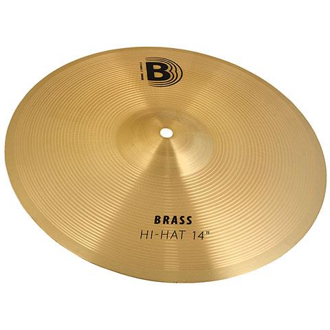 """Hi-Hat-Becken Bounce Brass 14"""" HiHat"""