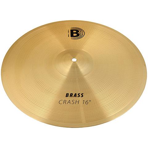 """Crash-Becken Bounce Brass 16"""" Crash"""