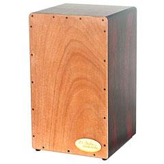 El Cajón Percusión ECP200P-BK-N black natural Cajon