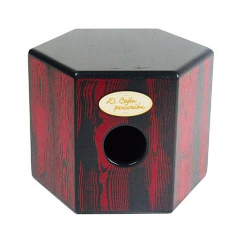Cajon El Cajón Percusión ECP600GR Cajonga