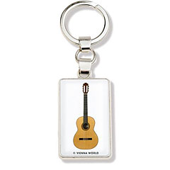 Vienna World Keyring Guitar « Schlüsselanhänger