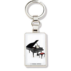 Vienna World Keyring Piano « Porte-clefs