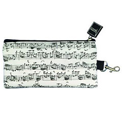 Vienna World Pencil Case - Sheet Music White « Article cadeau