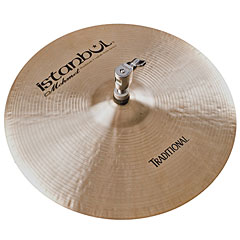 "Istanbul Mehmet Traditional 15"" Light HiHat « Cymbale Hi-Hat"