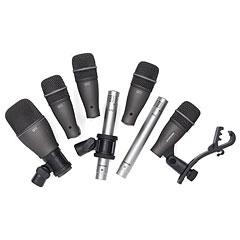Samson SADK707 « Mikrofon-Bundle