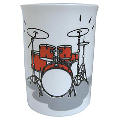 The Music Gifts Company Drum Set Mug « Coffee Cup