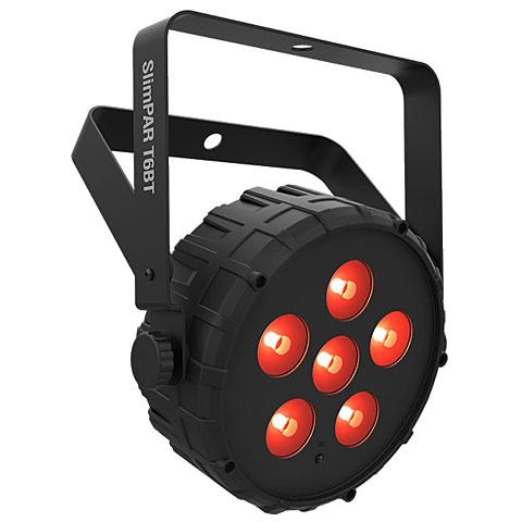 LED-Leuchte Chauvet DJ SlimPAR T6 BT