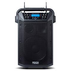 Denon Professional Audio Commander « Battery Powered PA.