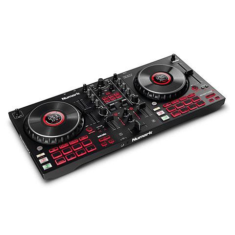 DJ-Controller Numark MIXTRACK PLATINUM FX
