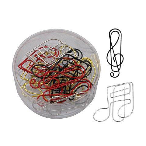 Geschenkartikel AIM Gifts Paper Clips - Assorted Colours