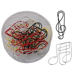 AIM Gifts Paper Clips - Assorted Colours « Geschenkartikel
