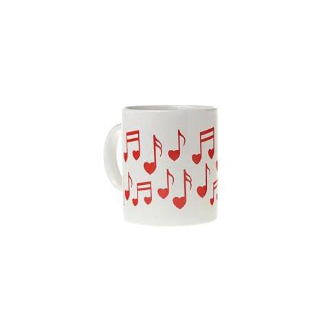 Tazas AIM Gifts Heart Note Mug