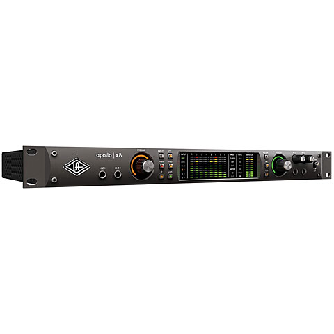Interface de audio Universal Audio Apollo x8 Heritage Edition