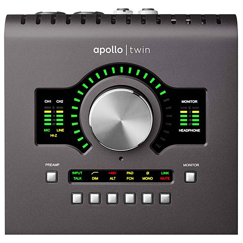 Audio Interface Universal Audio Apollo Twin MkII Heritage Edition