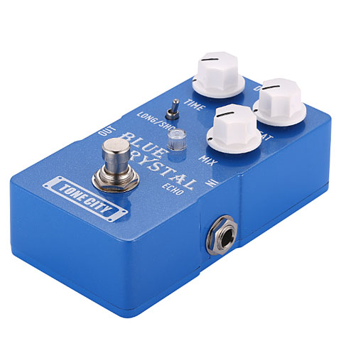 Pedal guitarra eléctrica Tone City Blue Chrystal
