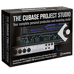 Steinberg Steinberg The Cubase Project Studio EU « Interface de audio