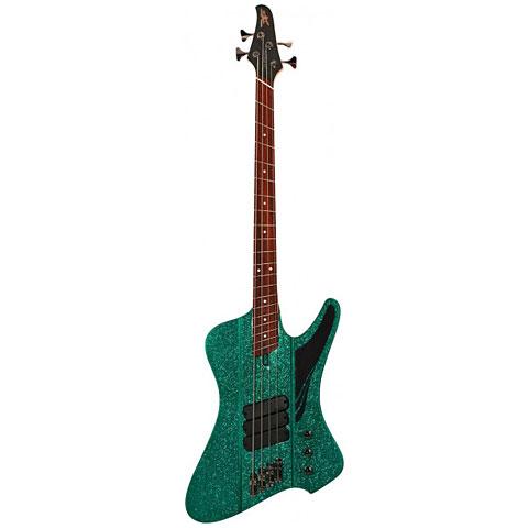 Dingwall D-Roc Standard 4 AQMF « Electric Bass Guitar