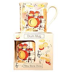 Little Snoring Instrument Designs Drums Mug « Tazas