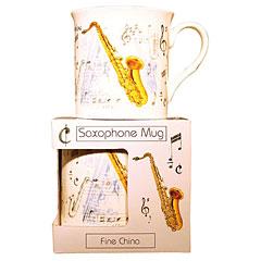 Little Snoring Instrument Designs Saxophone Mug « Tazas