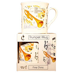 Little Snoring Instrument Designs Trumpet Mug