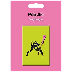 My World Pop Art Magnet - The Clash