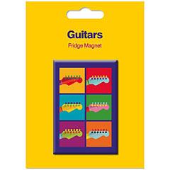 My World Pop Art Magnet - Guitars « Imán