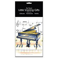 Little Snoring Tea Towel - Piano « Artículos de regalo