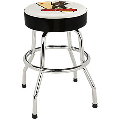 Fender Rocks Cali Bar Stool 24""
