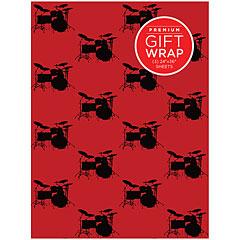 Hal Leonard Gift Wrap - Drumset Design « Gifts