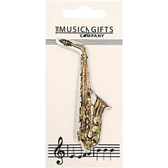 The Music Gifts Company Fridge Magnet - Saxophone « Imán