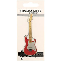 The Music Gifts Company Fridge Magnet - Electric Guitar « Magnet Pin