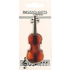 The Music Gifts Company Fridge Magnet - Violin « Imán