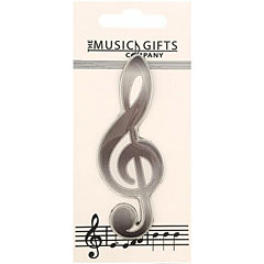 The Music Gifts Company Fridge Magnet - Treble Clef