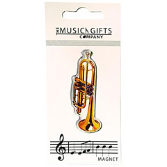 The Music Gifts Company Fridge Magnet - Trumpet « Imán