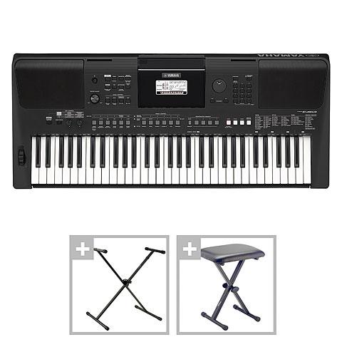 Keyboard Yamaha PSR-E463 Home Set