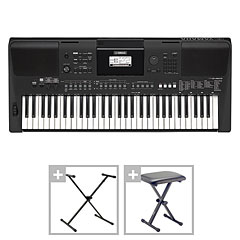 Yamaha PSR-E463 Home Set « Keyboard