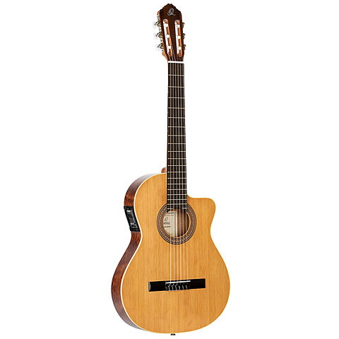 Guitarra clásica Ortega RCE180T-LTD