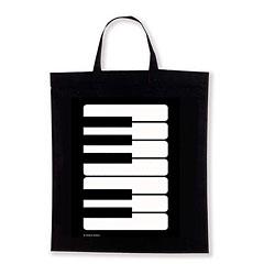 Vienna World Tote Bags - Keyboard « Kadoartiekelen