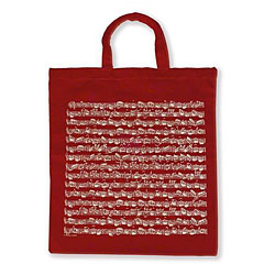 Vienna World Tote Bags - Sheet Music Bordeaux « Gifts