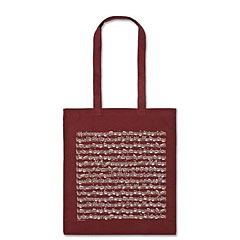 Vienna World Long Handle Bags - Sheet Music Bordeaux « Gifts