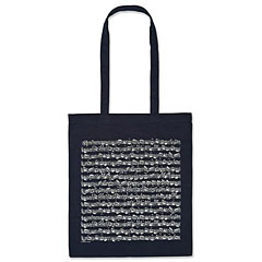 Vienna World Long Handle Bags - Sheet Music Navy « Gifts