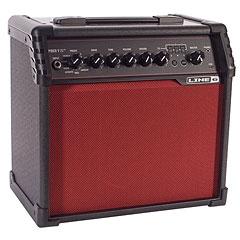 Line 6 Spider V 20 MK II, RED « Ampli guitare (combo)