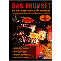Tunesday Das Drumset - Premium Edition « Instructional Book
