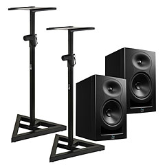 Kali Audio LP-6 Stand Bundle « Aktiv-Monitor