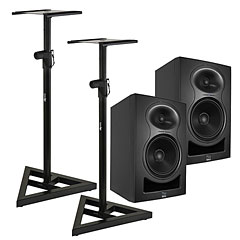 Kali Audio LP-8 Stand Bundle « Aktiv-Monitor