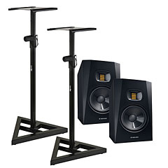 Adam Audio T7V Stand Bundle « Monitor activo