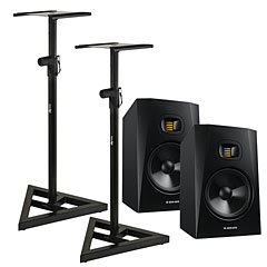 Adam Audio T8V Stand Bundle